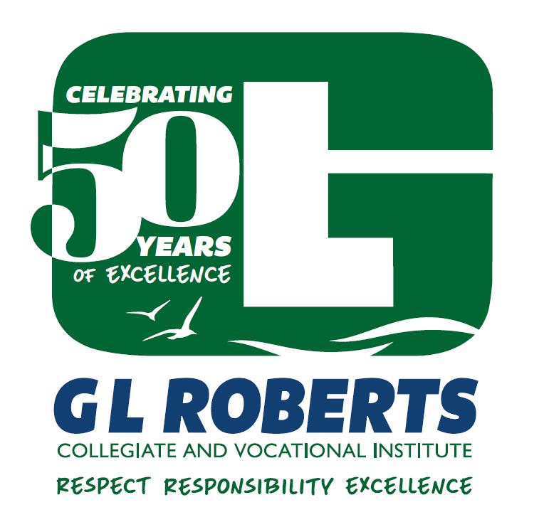 G.L. Roberts CVI logo